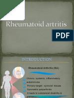 Rheumatoid Arthritis - Dr.yuliasih