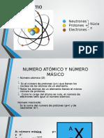 Las propiedades de los materiales y su clasificación química.