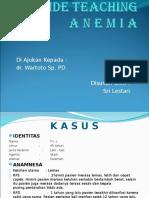 Anemia, Sri Lestari