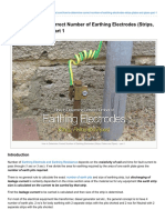 Electrical-Engineering-portal.com-How to Determine Correct Number of Earthing Electrodes Strips Plates and Pipes Part 1