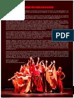 """Exposición Fotográfica """"Danza y Discapacidad"""