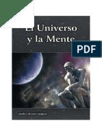 El Universo y La Mente LIBRO