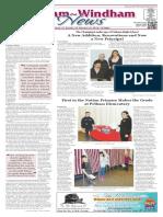 Pelham~Windham News 2-12-2016