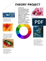 color theory project