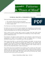 Investment Letter