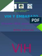 VIH Y EMBARAZO