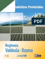 Perfiles Estadísticos Provinciales Regiones Valdesia-Ozama (1)