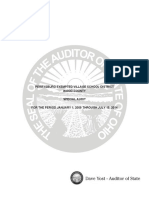 Perrysburg AOS Special Audit Report Final 2016-01-25