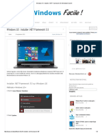 Windows 10 _ installer .NET Framework 3.5 _ WindowsFacile.pdf
