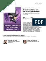 Comercio Electronico Con Wordpress y Woocommerce
