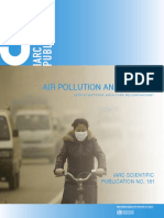Air Pollution and Cancer