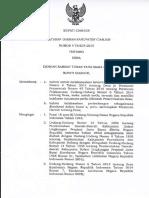 Peraturan Daerah Kabupaten Cianjur Nomor 4 Tahun 2015 ttg desa