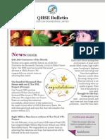 QHSE Bulletin 51