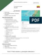 FAO Fisheries & Aquaculture - Perfiles sobre la pesca y la acuicultura por países - La República Del Ecuador.pdf