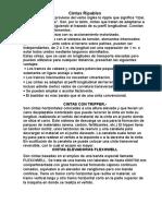 CINTAS ELEVADORAS FLEXOWELL
