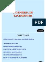 Ingenieria y Yacimintos