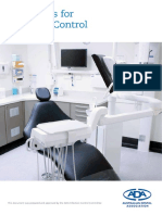 ADA Guidelines for Infection Control 3rd Ed