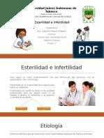 Ginecología Infertilidad y Esterilidad