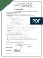 Farmacología en Odontopediatría