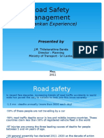 Road Safety Management - Sri Lanka