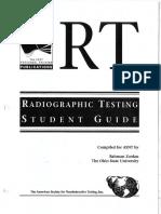 ASNT Radiography Level I & II