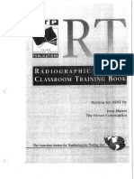 Radiography Level I - Classroom Training Book