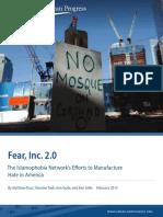 Fear Inc. 2.0
