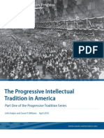 The Progressive Intellectual Tradition in America
