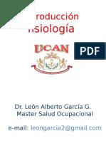 Introducción  Fisiología130609