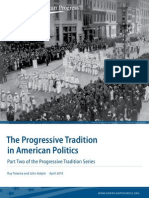 The Progressive Tradition in American Politics