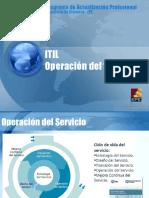 ITIL_Operación y Mejora Continua