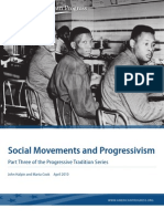 Social Movements and Progressivism