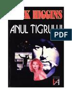 Higgins, Jack - Anul Tigrului