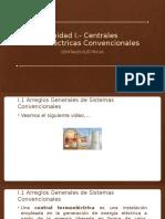 Unidad I. Centrales Termoeléctricas Convencionales