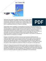 Electricistas Urgentes Toledo 24h