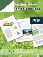 FUNDAMENTOS DEL RIEGO (MODULO 1 JA)
