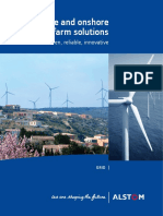 Alstom Grid Wind Solutions Brochure GB