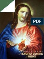 La Consacrazione Al Sacro Cuore Di Gesù (Mini Book)