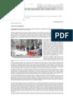 Valores Geográficos de La Sierra de Guadarrama y de Su Parque Nacional