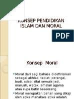 Perkembangan Kerohanian Dan Moral