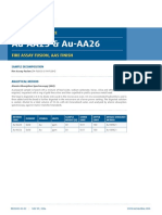 Au-AA25 Au-AA26 Fire Assay-Atomic Absorption Ore Grade Methods
