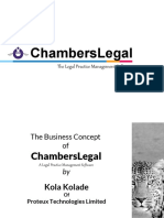 Chambers Legal