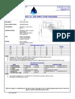 Data Sheet 16 – Fig y800 y Type Strainer