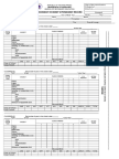 FORM 137 Document Front