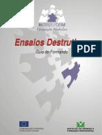Ensaios destrutivos .modelform
