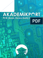 AkademikPort PCB Baski Devre Karti Hazirlama
