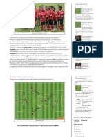 El Corner de Israel Polo_ Tarea Multifuncional de Pep Guardiola Pretemporada 2013-2014 F.C