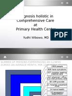 Holistic Diagnosis & Comprhens Edit 2009 by YW