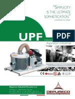 Depliant UPF