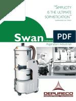 Depliant Swan